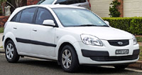 Kia Rio Jb 2005-2009 Service Repair Manual