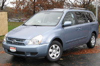 Kia Sedona 2006-2009 Service Repair Manual