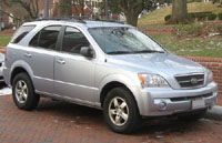 Kia Sorento 2002-2009 Service Repair Manual