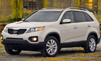 Kia Sorento 2011 Service Repair Manual