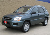 Kia Sportage 2005-2009 Service Repair Manual