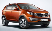 Kia Sportage 2010-2011 Service Repair Manual