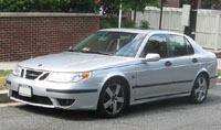 Saab 9-5 1998-2007 Service Repair Manual