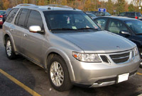 Saab 9-7x 2005-2009 Service Repair Manual