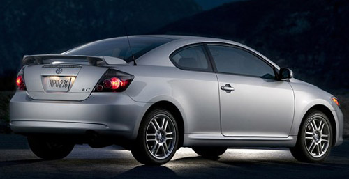 Scion Tc 2007-2010 Service Repair Manual