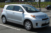 Scion Xd 2007-2010 Service Repair Manual