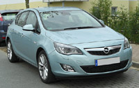 Vauxhall Opel Astra Belmont 1980-1995 Service Repair Manual